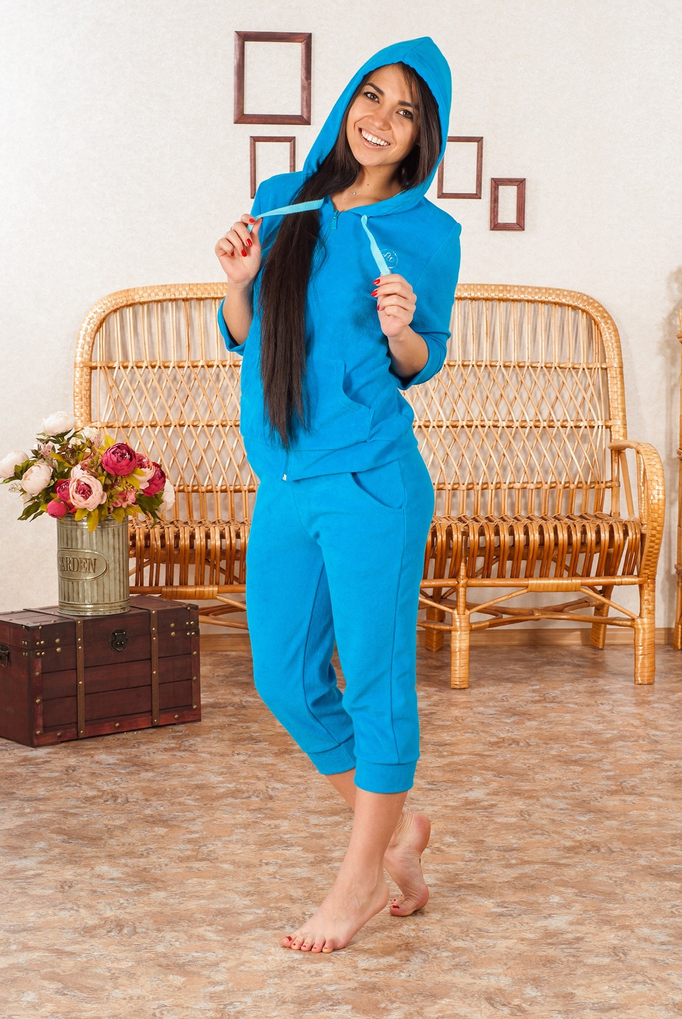 Домашний костюм Махра Лада