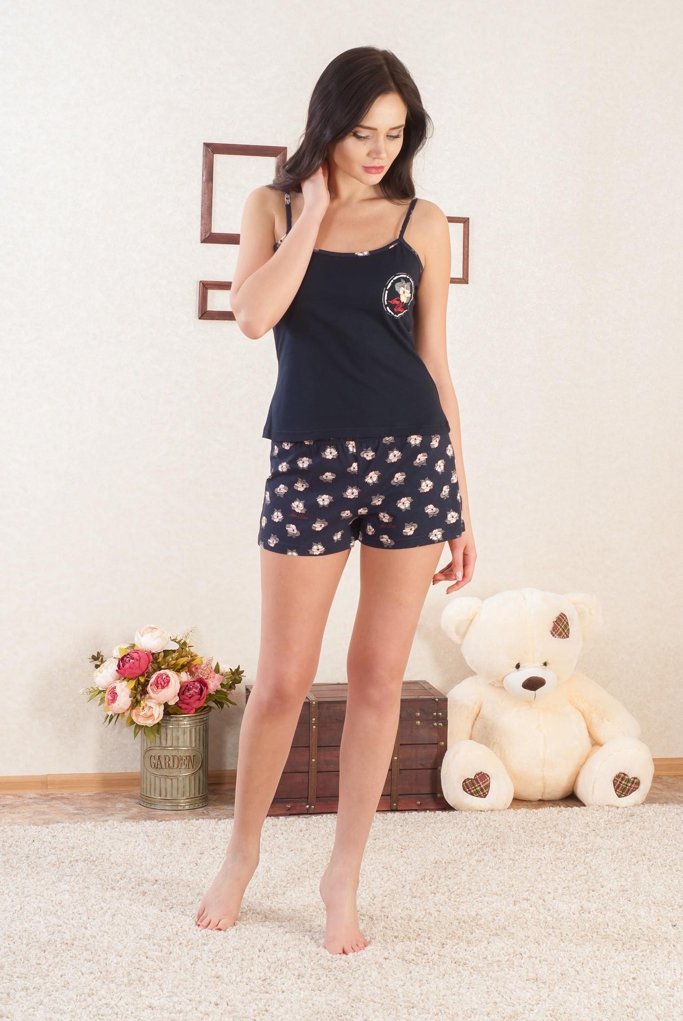 Женские пижамы оптом из Иваново от производителя Лена Баско 3fbb8af2e4db2