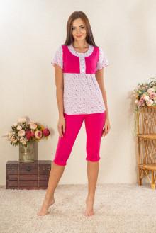 Женские пижамы оптом из Иваново от производителя Лена Баско 344cbc3d2ca