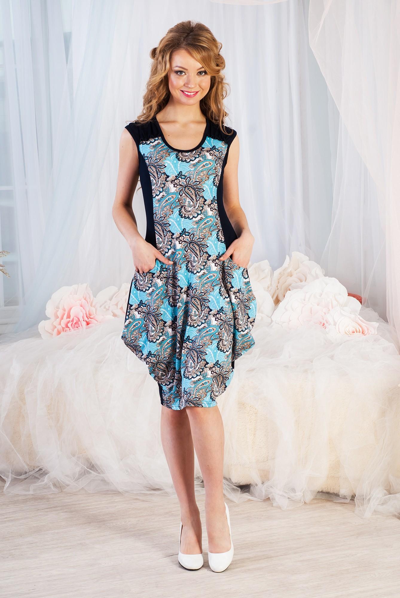 Женские платья с вискозы